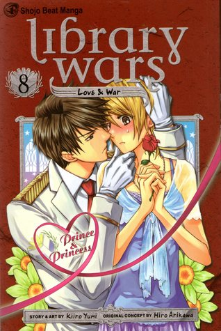 library wars 8